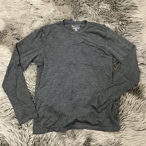 Cloudveil Men's Long Sleeve Shirt   Grey